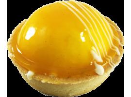 Муссовое пирожное Готье с начинкой манго-маракуйя 135г