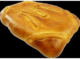 Пирог с сердцем